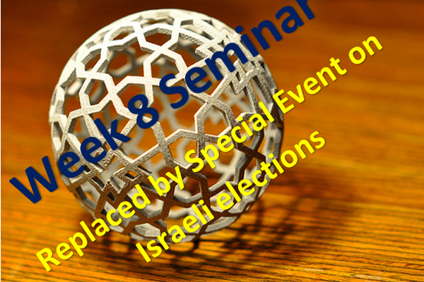 week 8 seminar replacement